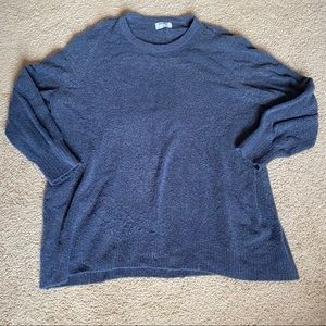 Old navy blue sweater 3X